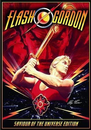 Flash Gordon Savior Of The Universe Edition (DVD)