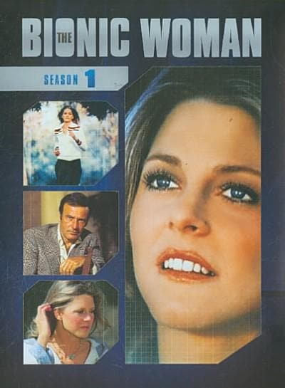 Bionic Woman: Season One (DVD)