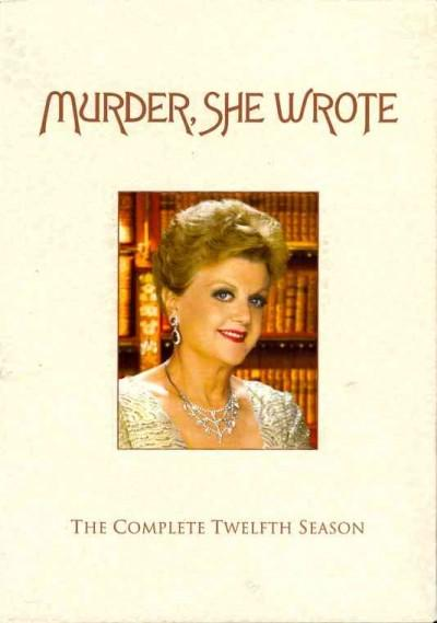 Murder, She Wrote: The Complete Twelfth Season (DVD)