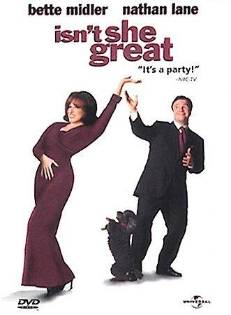 Isn't She Great (DVD)