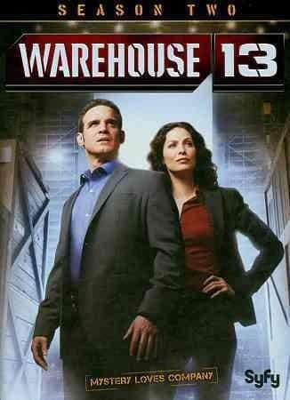 Warehouse 13: Season Two (DVD)