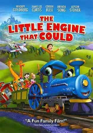 The Little Engine That Could (DVD) - Thumbnail 0