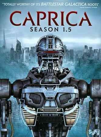 Caprica: Season 1.5 (DVD)