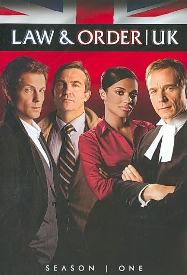 Law & Order UK: Season One (DVD)