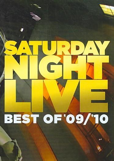 Saturday Night Live: Best Of 09/10 (DVD)