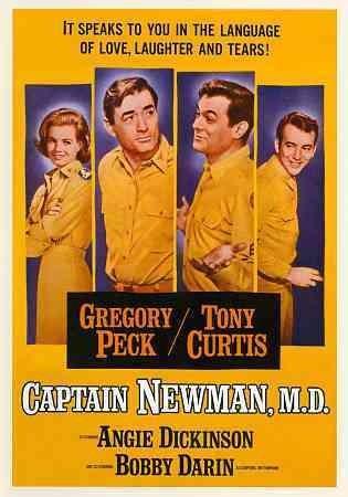 Captain Newman, M.D. (DVD)