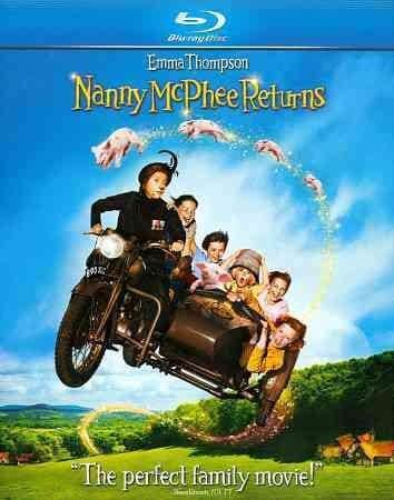 Nanny McPhee Returns (Blu-ray Disc)