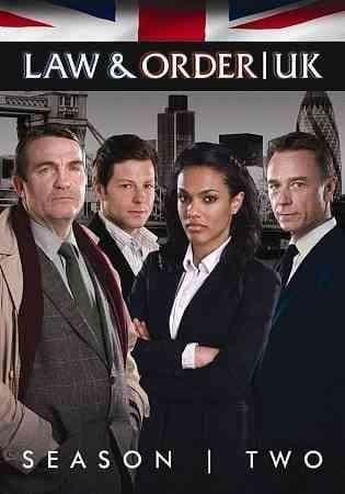 Law & Order UK: Season Two (DVD)