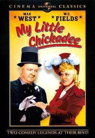 My Little Chickadee (DVD)
