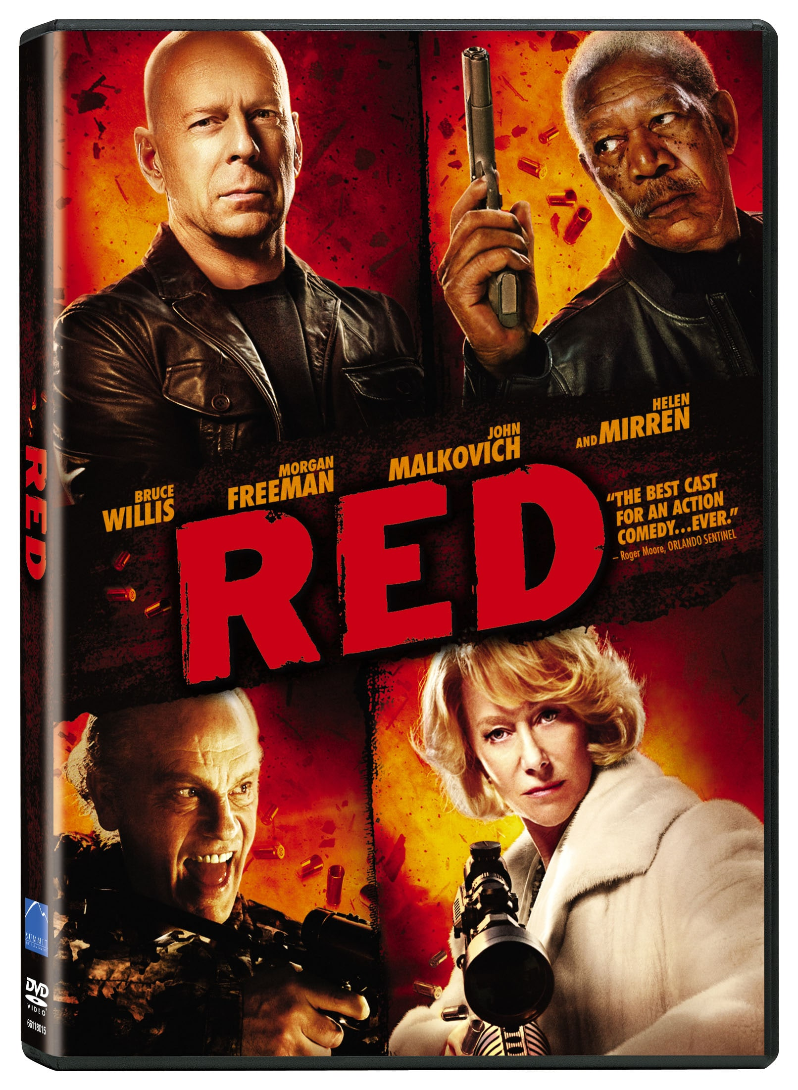 Red (Special Edition) (DVD)