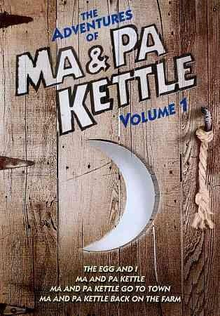 The Adventures Of Ma & Pa Kettle Vol. 1 (DVD)