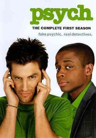 Psych: The Complete First Season (DVD)