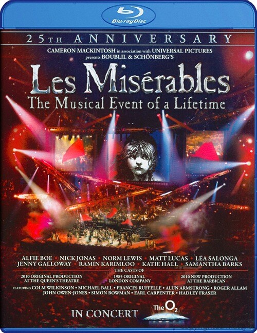 Les Miserables (25th Anniversary Edition) (Blu-ray Disc)