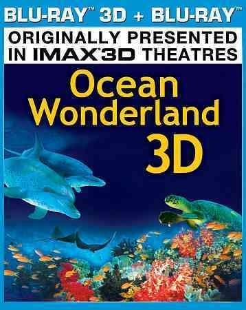 Ocean Wonderland 3D (Blu-ray Disc)