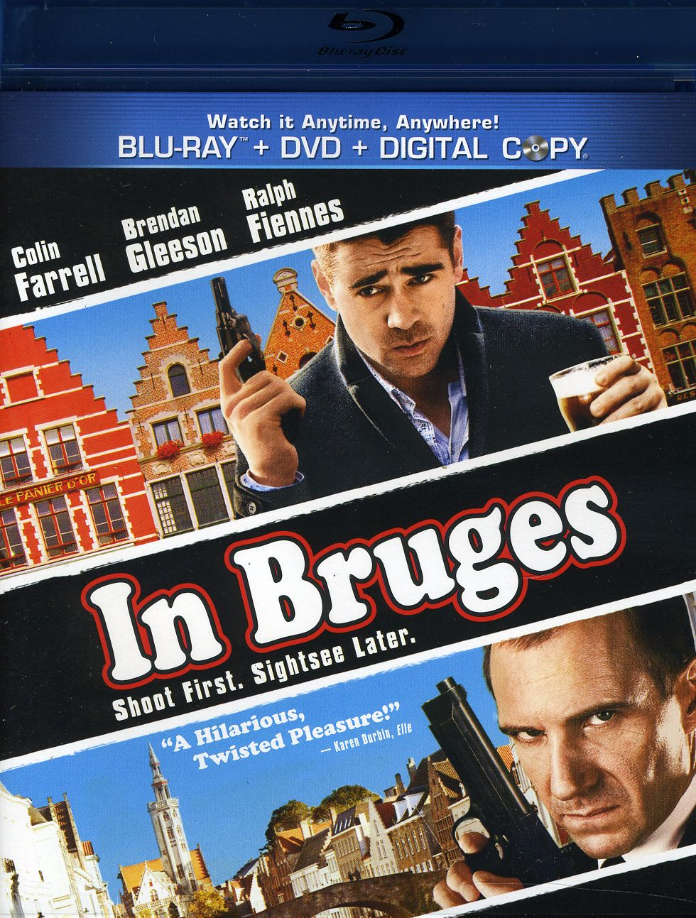 In Bruges (Blu-ray/DVD)