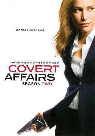 Covert Affairs: Season Two (DVD)