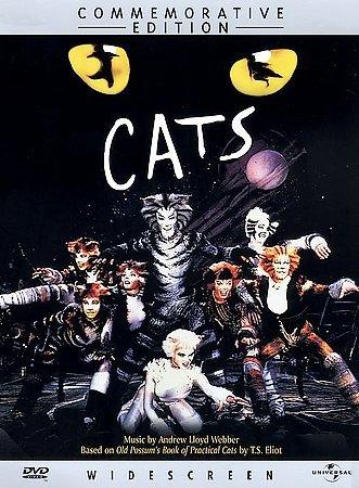 Cats (Commemorative Edition) (DVD) - Thumbnail 0
