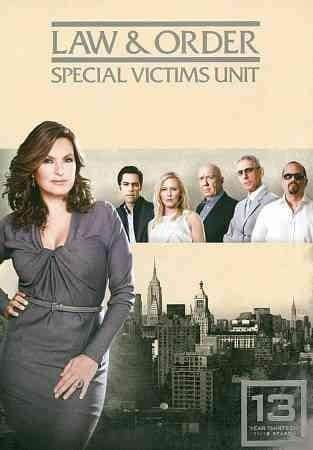 Law & Order: Special Victims Unit Season 13 (DVD)
