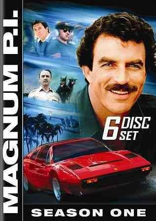 Magnum P.I.: The Complete Season One (DVD)