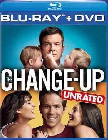 The Change-Up (Blu-ray/DVD)
