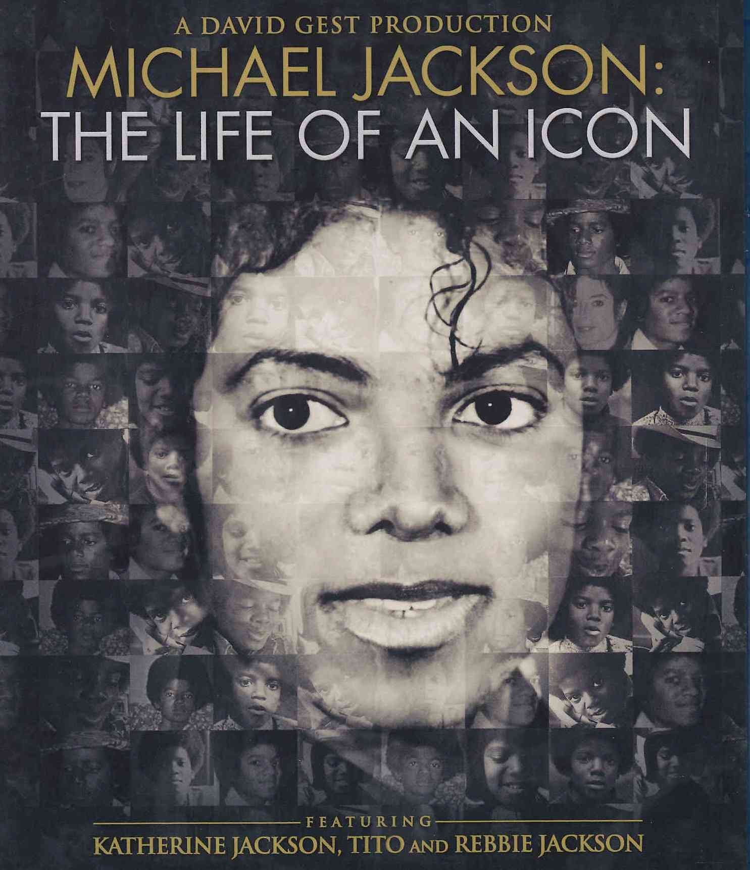 Michael Jackson: The Life Of An Icon (Blu-ray Disc)