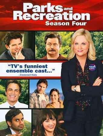 Parks And Recreation: Season Four (DVD) - Thumbnail 0
