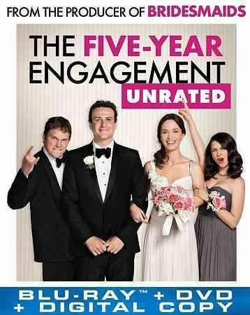 Five-Year Engagement (Blu-ray/DVD)
