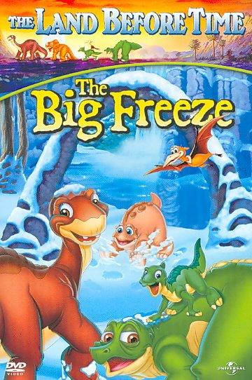 The Land Before Time 8: The Big Freeze (DVD)