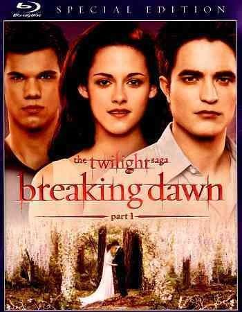 The Twilight Saga: Breaking Dawn Part 1 (Special Edition) (Blu-ray Disc) - Thumbnail 0