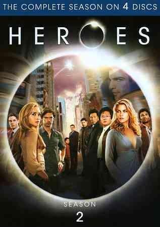 Heroes: Season 2 (DVD)