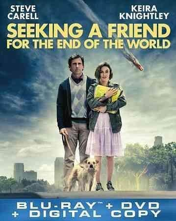 Seeking a Friend for The End of The World (Blu-ray/DVD)