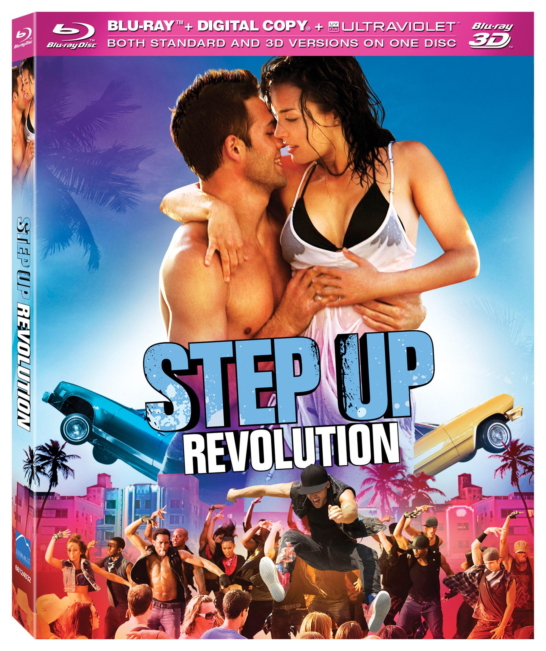 Step Up Revolution (Blu-ray Disc)