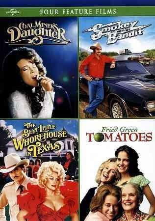 Coal Miner's Daughter/Smokey And the Bandit/The Best Little Whorehouse In Texas (DVD)