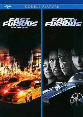 The Fast And The Furious: Tokyo Drift/Fast & Furious (DVD)