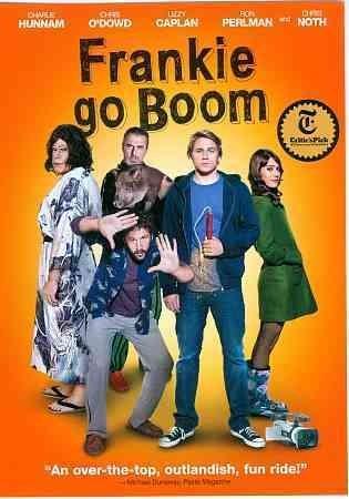 Frankie Go Boom (DVD)
