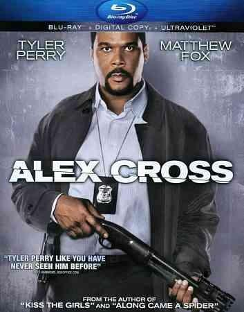 Alex Cross (Blu-ray Disc)