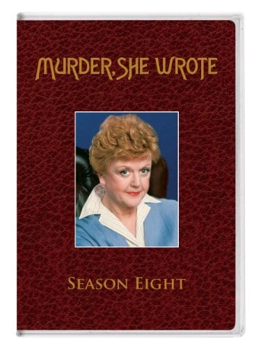 Murder, She Wrote: Season Eight (DVD)