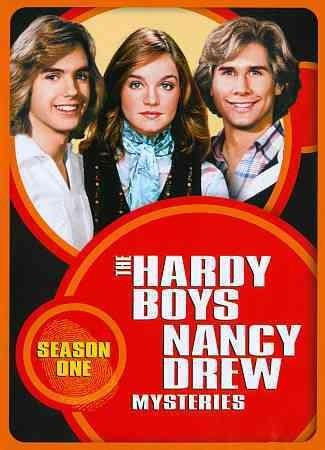 The Hardy Boys/Nancy Drew Mysteries: Season One (DVD)