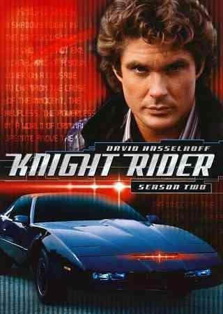 Knight Rider: Season Two (DVD)