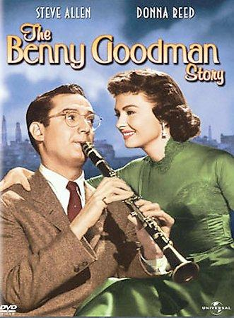 Benny Goodman Story (DVD)