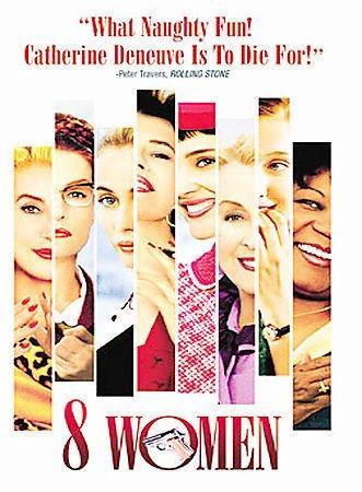 8 Women (DVD)