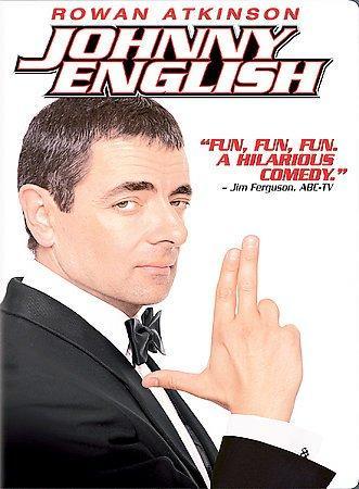 Johnny English (DVD)