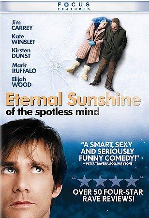 Eternal Sunshine Of The Spotless Mind (DVD)