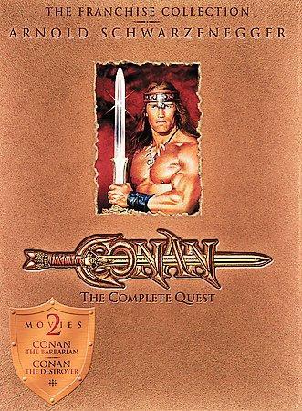 Conan: The Complete Quest (DVD)