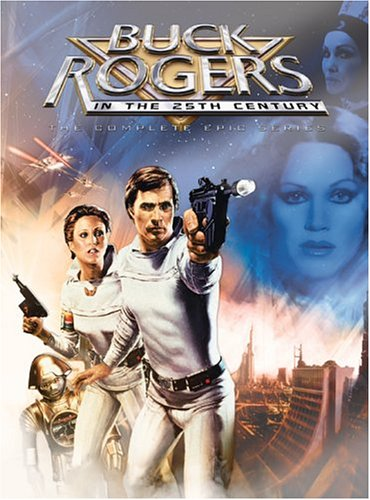 Buck Rogers In The 25th Century: The Complete Epic Series (DVD)