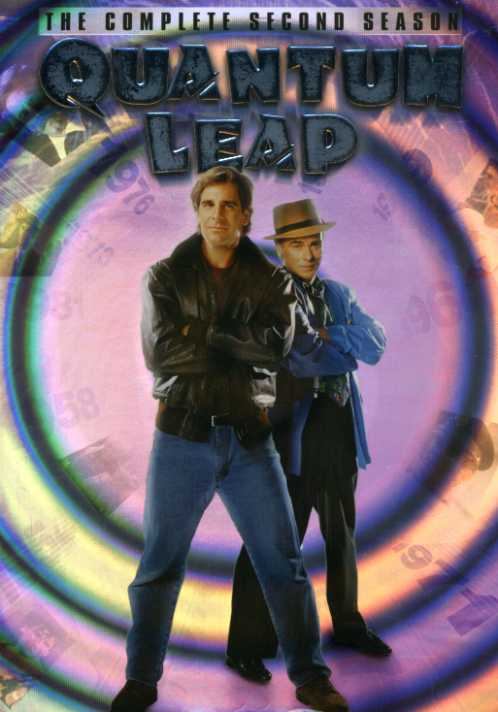 Quantum Leap - The Complete Second Season (DVD)