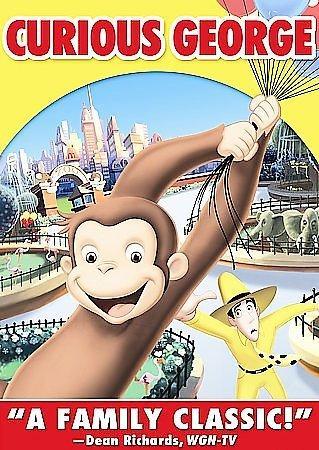 Curious George (DVD)