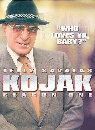 Kojak: Season One (DVD)