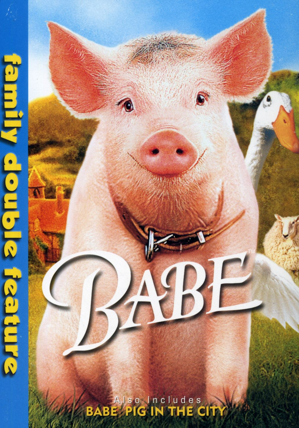 Babe Family Double Feature (DVD)