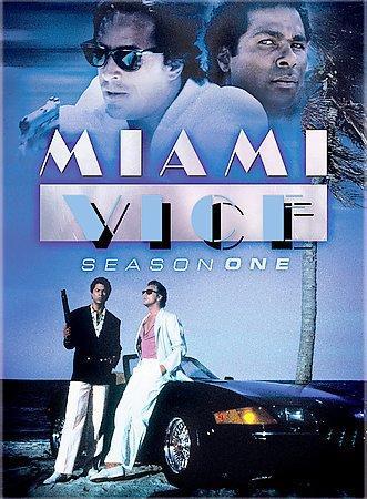 Miami Vice: Season One (DVD)